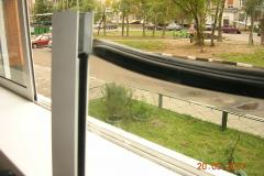 Замена стекол и стеклопакетов в раздвижной створке