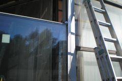 Алюминиевые конструкции, окна, двери, витражи от нашей компании