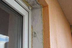 Утепление лоджии с выносом окна