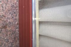 Заливка стеклопакета герметиком