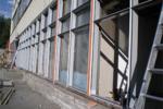 Ремонт окон из алюминия, ремонт алюминиевых окон