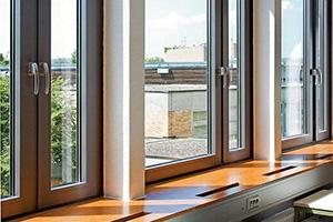 Ремонт дерево-алюминиевых окон